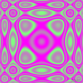 Mint Green and Magenta plasma wave seamless tileable