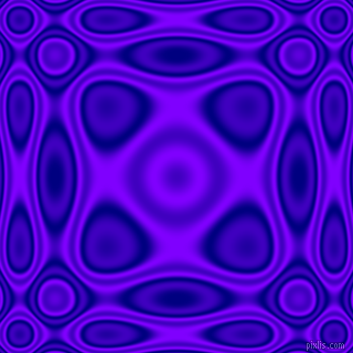 , Navy and Electric Indigo plasma wave seamless tileable