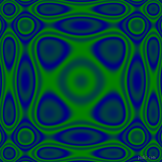 Navy and Green plasma wave seamless tileable