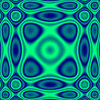 , Navy and Spring Green plasma wave seamless tileable