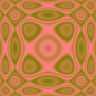 , Olive and Salmon plasma wave seamless tileable