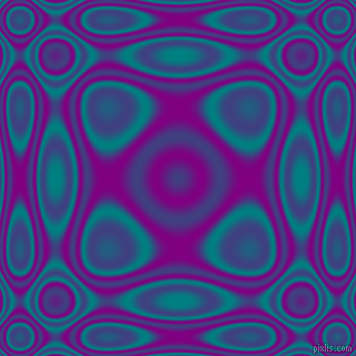 , Teal and Purple plasma wave seamless tileable