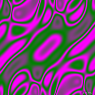 , Green and Magenta plasma waves seamless tileable