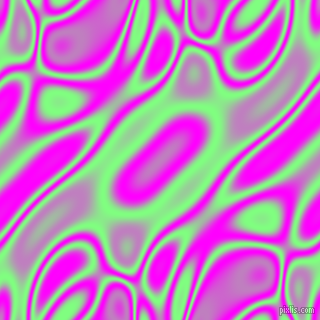 , Mint Green and Magenta plasma waves seamless tileable