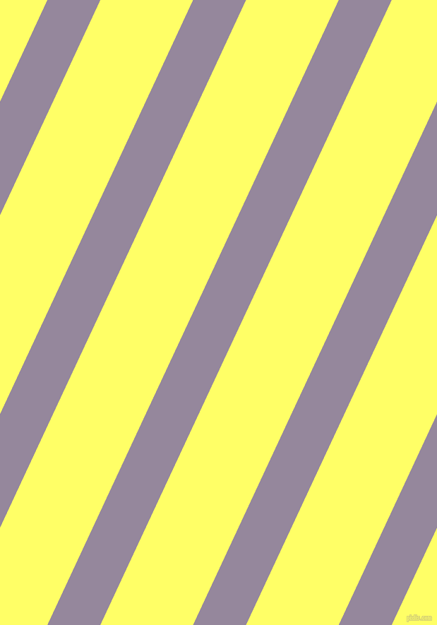65 degree angle lines stripes, 68 pixel line width, 119 pixel line spacing, Amethyst Smoke and Laser Lemon stripes and lines seamless tileable