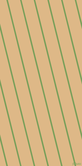 104 degree angle lines stripes, 6 pixel line width, 49 pixel line spacing, Asparagus and Burly Wood stripes and lines seamless tileable