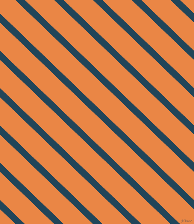 136 degree angle lines stripes, 22 pixel line width, 68 pixel line spacing, Astronaut Blue and Flamenco stripes and lines seamless tileable