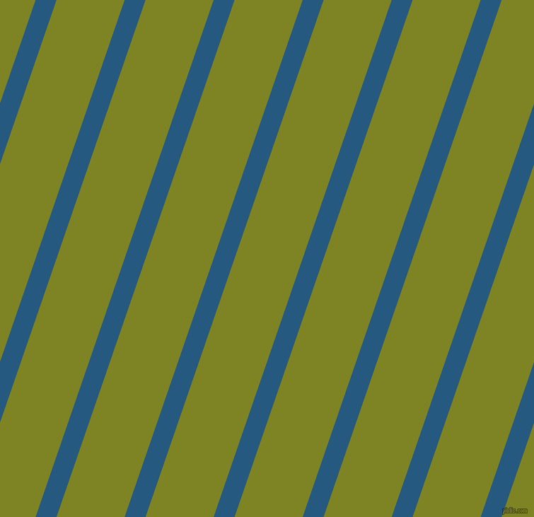 71 degree angle lines stripes, 28 pixel line width, 91 pixel line spacing, Bahama Blue and Trendy Green stripes and lines seamless tileable