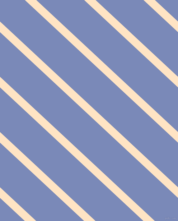 137 degree angle lines stripes, 25 pixel line width, 105 pixel line spacingBisque and Wild Blue Yonder stripes and lines seamless tileable