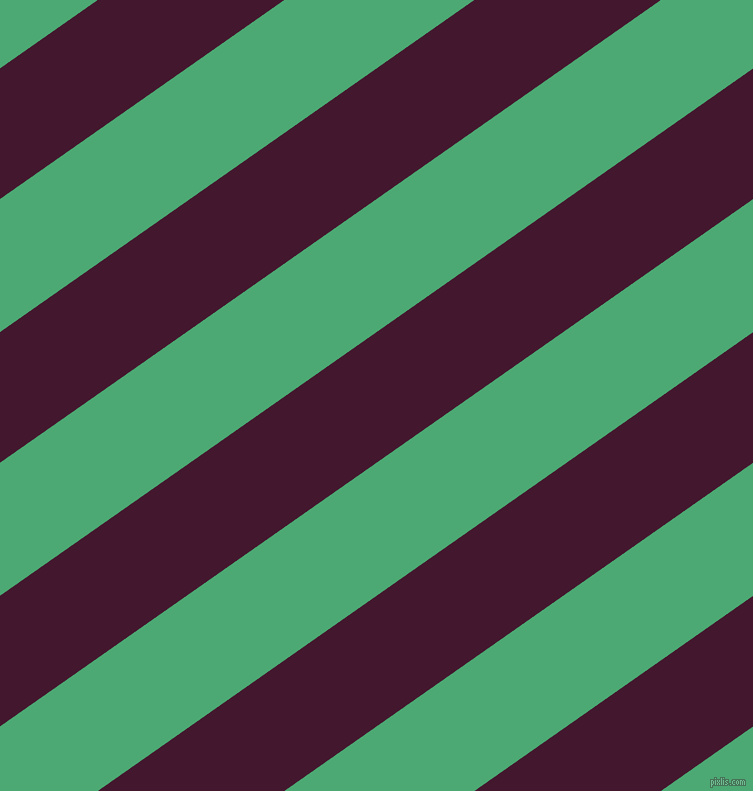 35 degree angle lines stripes, 107 pixel line width, 109 pixel line spacing, Blackberry and Ocean Green stripes and lines seamless tileable