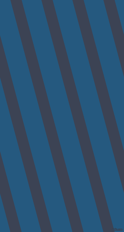 105 degree angle lines stripes, 36 pixel line width, 63 pixel line spacing, Blue Zodiac and Bahama Blue stripes and lines seamless tileable