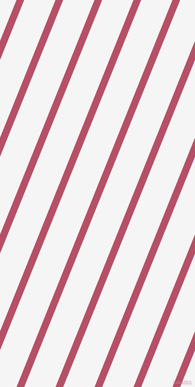 68 degree angle lines stripes, 14 pixel line width, 57 pixel line spacing, Blush and White Smoke stripes and lines seamless tileable