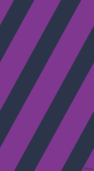 61 degree angle lines stripes, 72 pixel line width, 95 pixel line spacing, Bunting and Vivid Violet stripes and lines seamless tileable