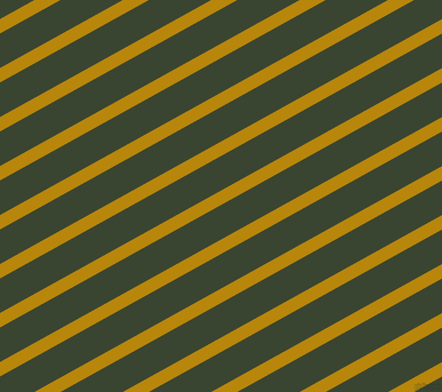 29 degree angle lines stripes, 18 pixel line width, 43 pixel line spacing, Dark Goldenrod and Mallard stripes and lines seamless tileable