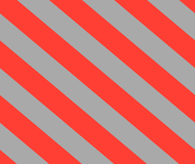 140 degree angle lines stripes, 83 pixel line width, 85 pixel line spacing, Dark Gray and Red Orange stripes and lines seamless tileable