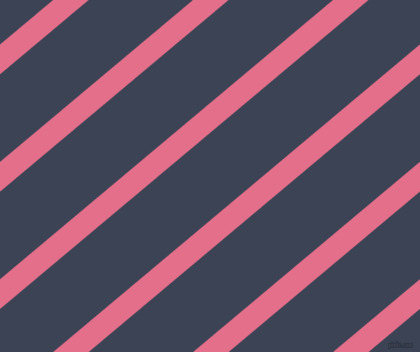 40 degree angle lines stripes, 33 pixel line width, 97 pixel line spacing, Deep Blush and Blue Zodiac stripes and lines seamless tileable