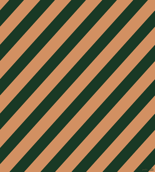 48 degree angle lines stripes, 35 pixel line width, 39 pixel line spacing, Deep Fir and Whiskey stripes and lines seamless tileable