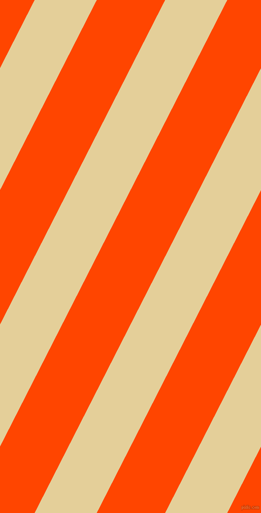 63 degree angle lines stripes, 109 pixel line width, 120 pixel line spacing, Double Colonial White and Orange Red stripes and lines seamless tileable