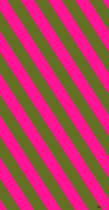 123 degree angle lines stripes, 37 pixel line width, 37 pixel line spacing, Fiji Green and Deep Pink stripes and lines seamless tileable