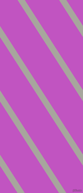 123 degree angle lines stripes, 24 pixel line width, 114 pixel line spacing, Foggy Grey and Fuchsia stripes and lines seamless tileable