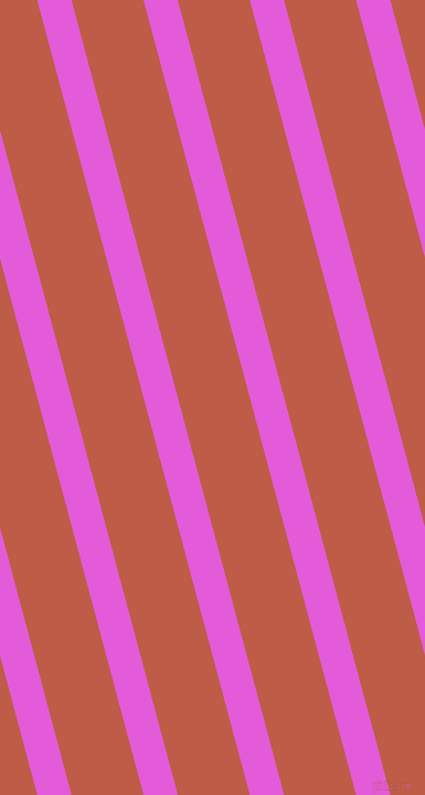 105 degree angle lines stripes, 30 pixel line width, 63 pixel line spacing, Free Speech Magenta and Flame Pea stripes and lines seamless tileable