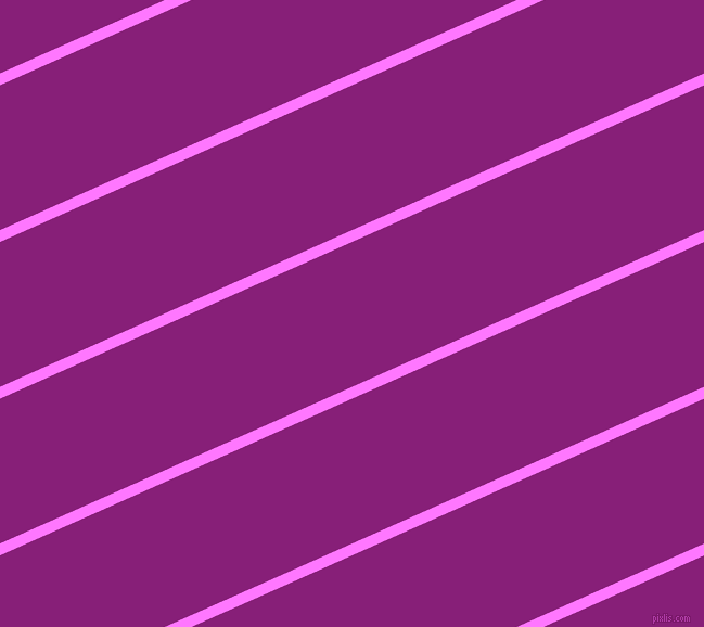 24 degree angle lines stripes, 10 pixel line width, 122 pixel line spacing, Fuchsia Pink and Dark Purple stripes and lines seamless tileable