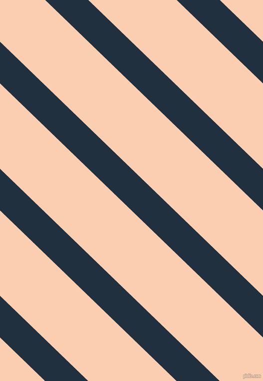 136 degree angle lines stripes, 60 pixel line width, 123 pixel line spacing, Midnight and Apricot stripes and lines seamless tileable