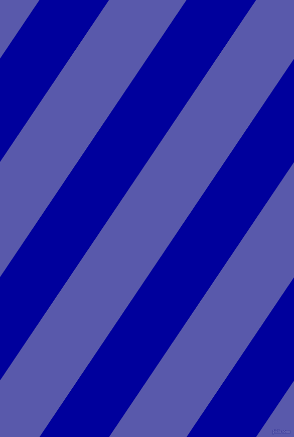 56 degree angle lines stripes, 115 pixel line width, 128 pixel line spacing, New Midnight Blue and Rich Blue stripes and lines seamless tileable