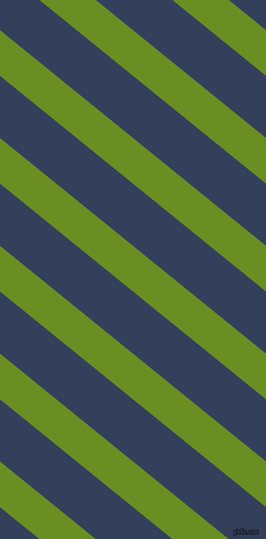 141 degree angle lines stripes, 50 pixel line width, 68 pixel line spacing, Olive Drab and Gulf Blue stripes and lines seamless tileable
