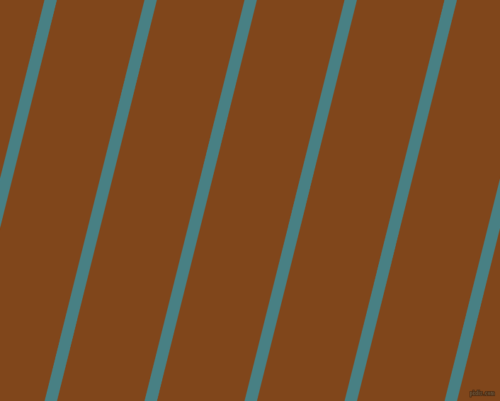 76 degree angle lines stripes, 17 pixel line width, 120 pixel line spacing, Paradiso and Russet stripes and lines seamless tileable