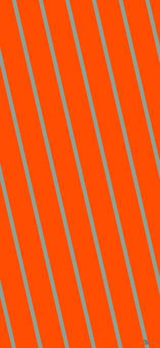 103 degree angle lines stripes, 8 pixel line width, 43 pixel line spacing, Pewter and Vermilion stripes and lines seamless tileable