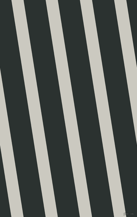 99 degree angle lines stripes, 42 pixel line width, 76 pixel line spacing, Quill Grey and Woodsmoke stripes and lines seamless tileable
