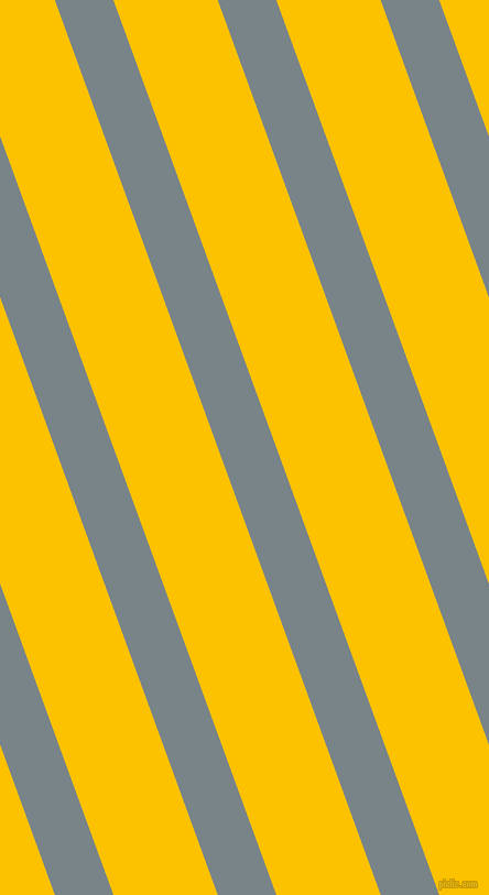 110 degree angle lines stripes, 50 pixel line width, 89 pixel line spacing, Regent Grey and Golden Poppy stripes and lines seamless tileable