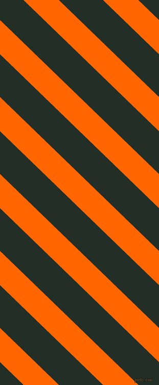 136 degree angle lines stripes, 48 pixel line width, 60 pixel line spacing, Safety Orange and Black Bean stripes and lines seamless tileable