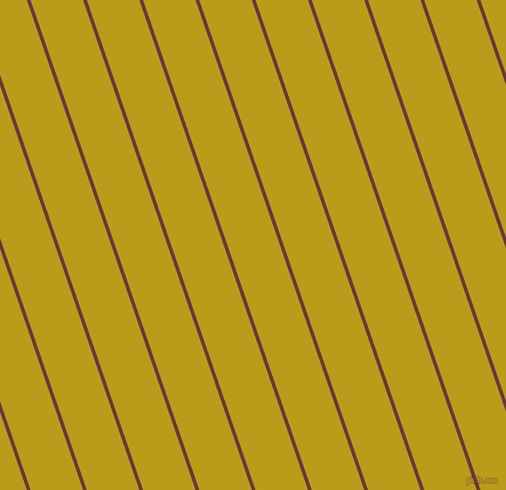 109 degree angle lines stripes, 4 pixel line width, 56 pixel line spacing, Sanguine Brown and Buddha Gold stripes and lines seamless tileable