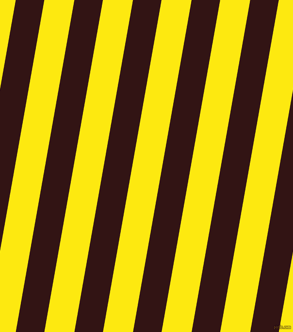 80 degree angle lines stripes, 58 pixel line width, 61 pixel line spacing, Seal Brown and Lemon stripes and lines seamless tileable