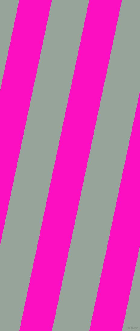 78 degree angle lines stripes, 106 pixel line width, 121 pixel line spacing, Shocking Pink and Edward stripes and lines seamless tileable