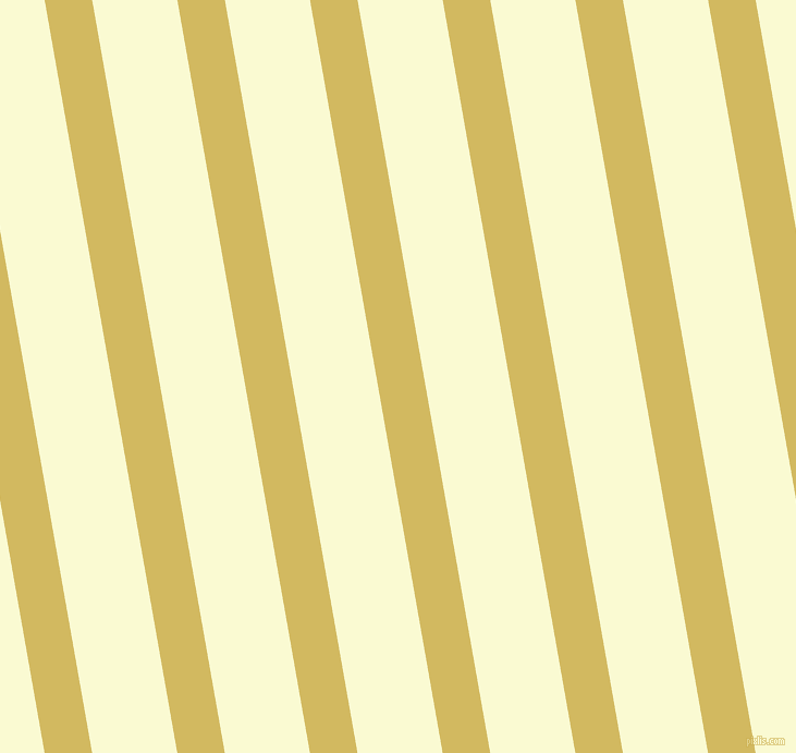 100 degree angle lines stripes, 43 pixel line width, 77 pixel line spacing, Tacha and Light Goldenrod Yellow stripes and lines seamless tileable