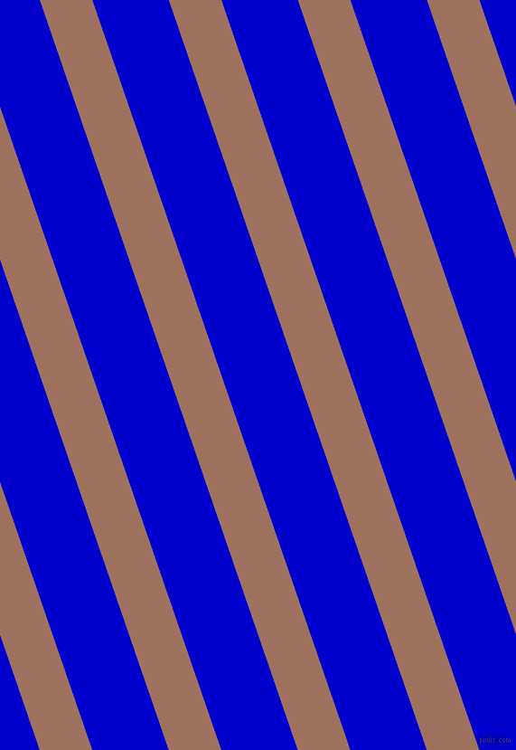 109 degree angle lines stripes, 55 pixel line width, 80 pixel line spacing, Toast and Medium Blue stripes and lines seamless tileable