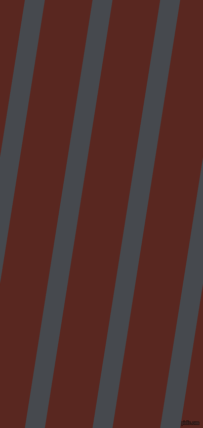 81 degree angle lines stripes, 39 pixel line width, 93 pixel line spacing, Tuna and Caput Mortuum stripes and lines seamless tileable