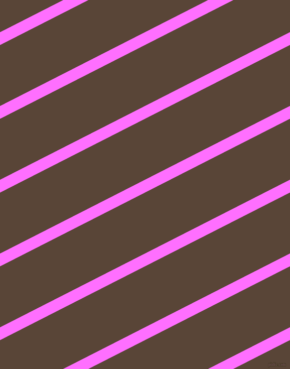 27 degree angle lines stripes, 23 pixel line width, 109 pixel line spacing, Ultra Pink and Brown Derby stripes and lines seamless tileable