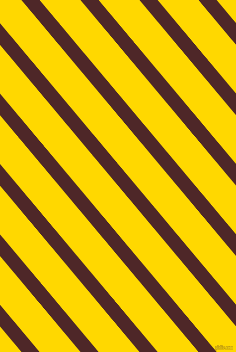 130 degree angle lines stripes, 28 pixel line width, 63 pixel line spacing, Volcano and School Bus Yellow stripes and lines seamless tileable