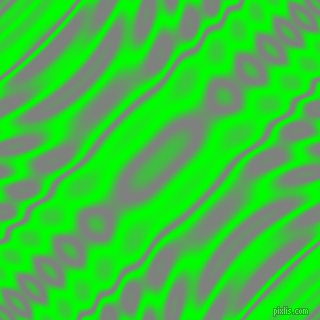 , Lime and Grey wavy plasma ripple seamless tileable
