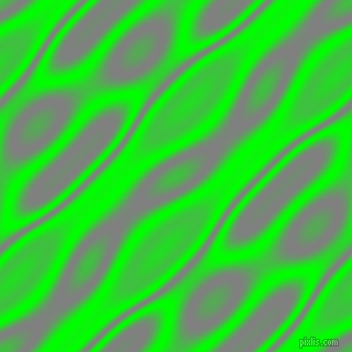 , Lime and Grey wavy plasma seamless tileable